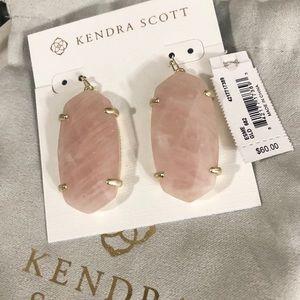 NWT Kendra Scott Esme Earrings